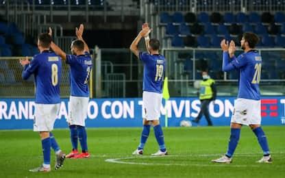 Italia, date e orari delle gare di Nations League