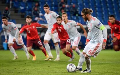 Ramos, 2 rigori sbagliati dopo 25 gol di fila