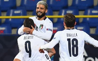 Italia alle Finals di Nations: Bosnia battuta 2-0