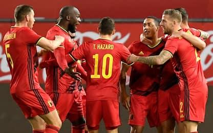 Anche il Belgio alle Final Four: tutti i verdetti