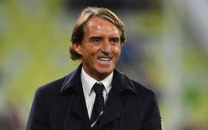 """Mancini: """"Spagna molto forte, ma vinciamo noi..."""""""