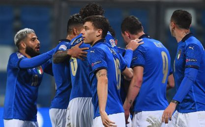 Nations League, Italia-Spagna in semifinale