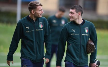 Belotti-Immobile, una a testa tra Bosnia e Armenia