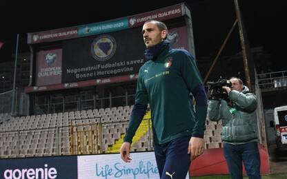 """Bonucci: """"CR7? Tornati a Torino ci confronteremo"""""""