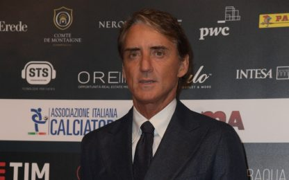 """Mancini: """"Italia punta in alto. Inter? E' solida"""""""