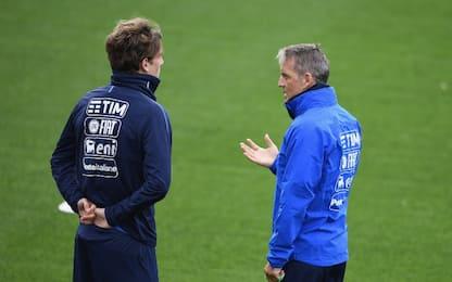 """Mancini: """"Zaniolo diventerà straordinario"""""""