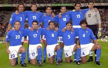 formazione italia euro 2000