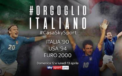 #OrgoglioItaliano, amarcord Italia '90 e Usa '94
