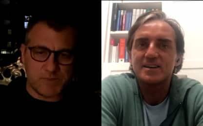 """Mancini: """"Così scelsi di convocare Zaniolo"""". VIDEO"""