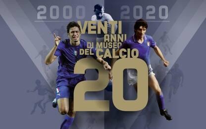 Tanti auguri Museo del Calcio!