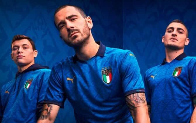 Italia, la nuova maglia della Nazionale 2020 2021 | Sky Sport