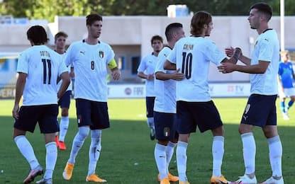 L'Under 21 riparte vincendo: Slovenia battuta 2-1