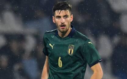 Tre positivi nell'U-21, Islanda-Italia rinviata