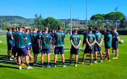 Troppi positivi, con l'Irlanda solo 4 U21 e l'U20