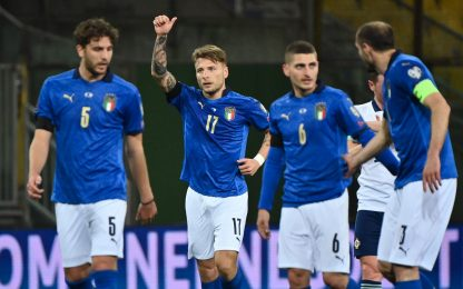 L'Italia sale ancora: 7° posto nel ranking Fifa