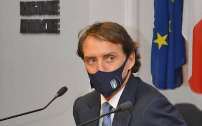 """Mancini: """"Zaniolo? Aspettiamo per non rischiare"""""""
