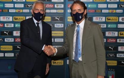 """Mancini rinnova fino al 2026: """"Resto per vincere"""""""