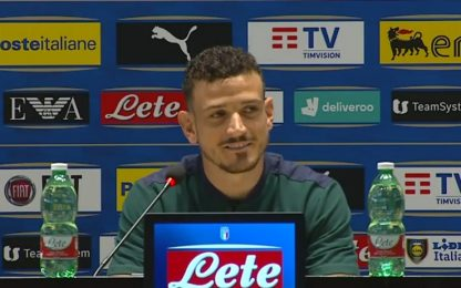 "Florenzi: ""Francia favorita, ha Mbappé. Ma noi..."""