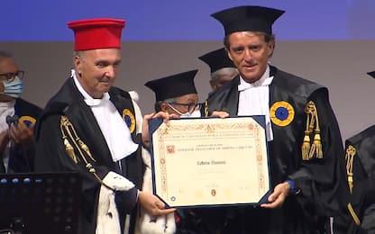 "Laurea honoris causa a Mancini: ""Un orgoglio"""