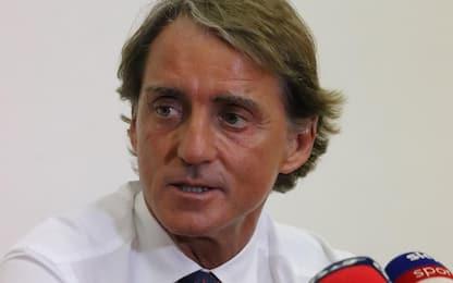 """Mancini: """"Miglior calcio in A? Napoli e Milan"""""""