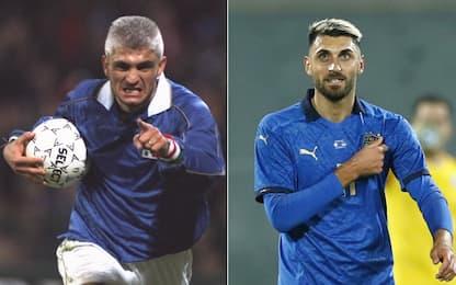 Grifo&Co: i gol in azzurro di chi gioca all'estero