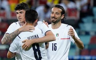 Italia vs San Marino - Amichevole