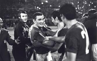 CALCIO - RETRO EUROPEI '68