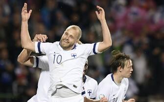 Qualificazioni Euro 2020, Finlandia vs Italia