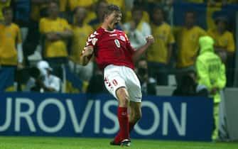 Danimarca Svezia  Euro 2004