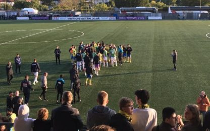 Razzismo in Fa Cup, sospesa Haringey-Yeovil