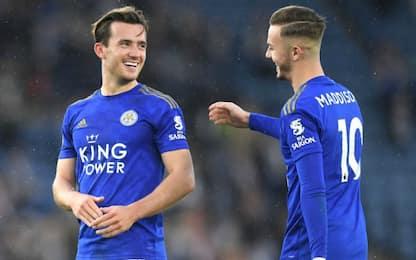 Il Leicester non si ferma, vince anche il Chelsea