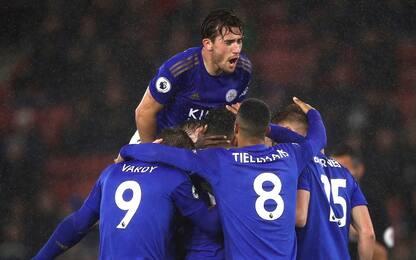 Premier, scommessa record sullo 0-9 del Leicester
