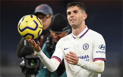 Triplo Pulisic, il Chelsea non si ferma: risultati