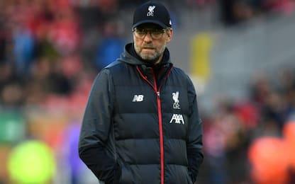 """Klopp: """"Pronto a ritirare i Reds dall'EFL Cup"""""""