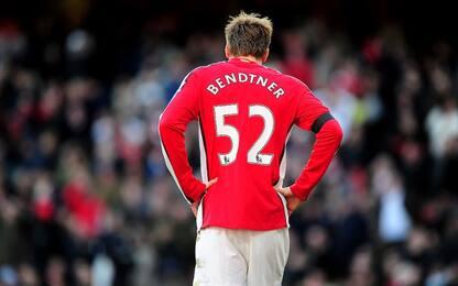 """Bendtner: """"All'Arsenal mi nascondevo nel bagno"""""""