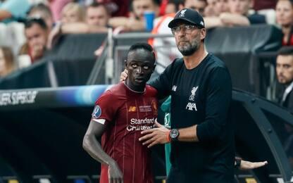 """Mané: """"Rimonta sul Barça? Ecco cosa disse Klopp"""""""