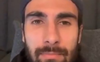André Gomes, messaggio ai tifosi sui social. VIDEO