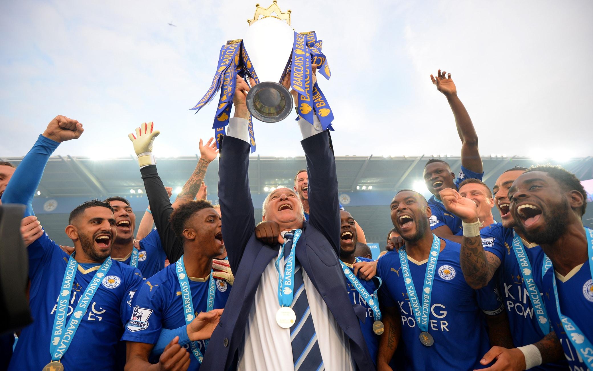 Leicester campione in Premier League? Il tifoso che vinse la scommessa nel  2016 ci riprova | Sky Sport