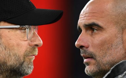 Liverpool-City, parlano Klopp e Guardiola