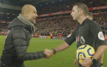 "Pep contro Oliver: ""Thank you so much!"". VIDEO"