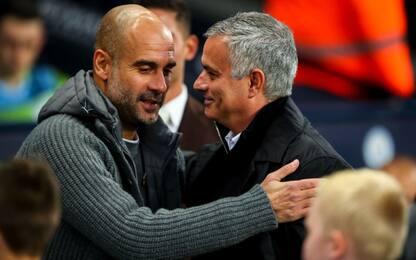 """Mourinho punge Guardiola: """"Doveva giocare come me"""""""