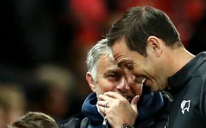 L'agenda di Mou: United e Chelsea prima di Natale