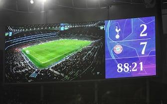 BRITAIN SOCCER UEFA CHAMPIONS LEAGUE
