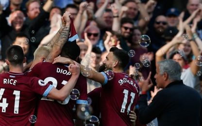 "West Ham provoca Mou: ""Ci vediamo sabato"". VIDEO"