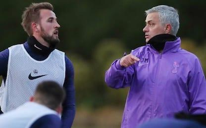 Come Mourinho può cambiare il Tottenham