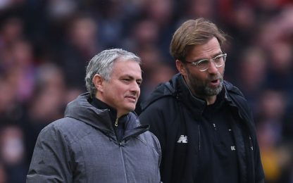 "Klopp: ""Mourinho bentornato, era disperato..."""