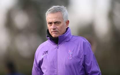Mourinho, il debutto è una garanzia: un solo ko