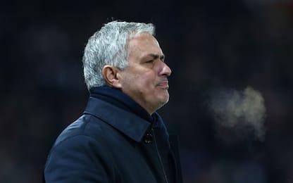 """Mourinho: """"Ritorno a Old Trafford? Pensavo peggio"""""""