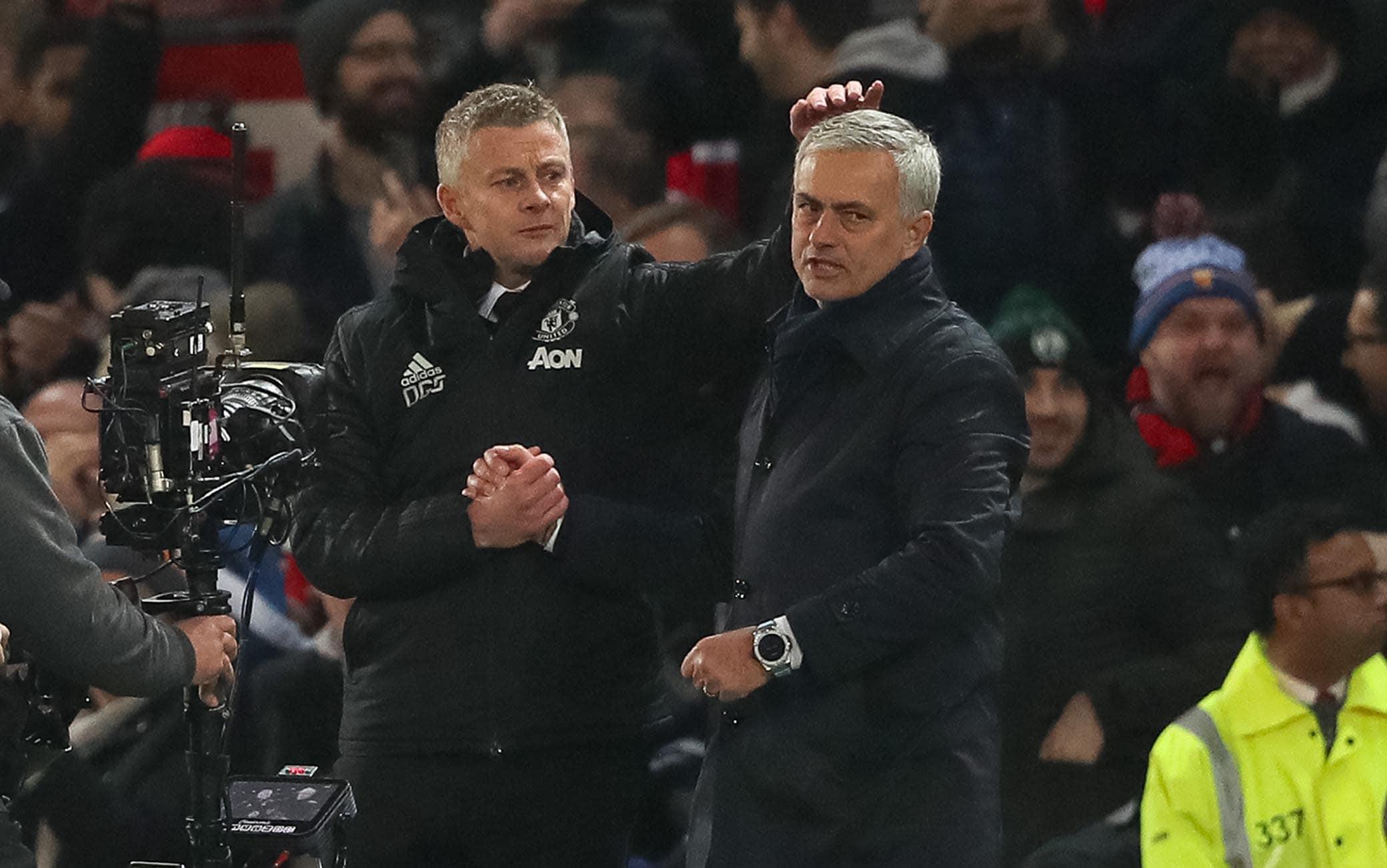 Premier League, 15^ giornata: Mourinho ko a Old Trafford. Derby al ...