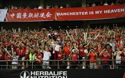 Manchester United, accordo con Alibaba
